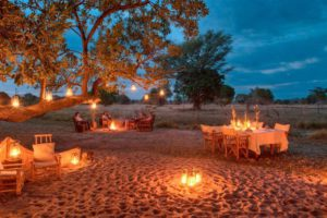Dining at Luwi