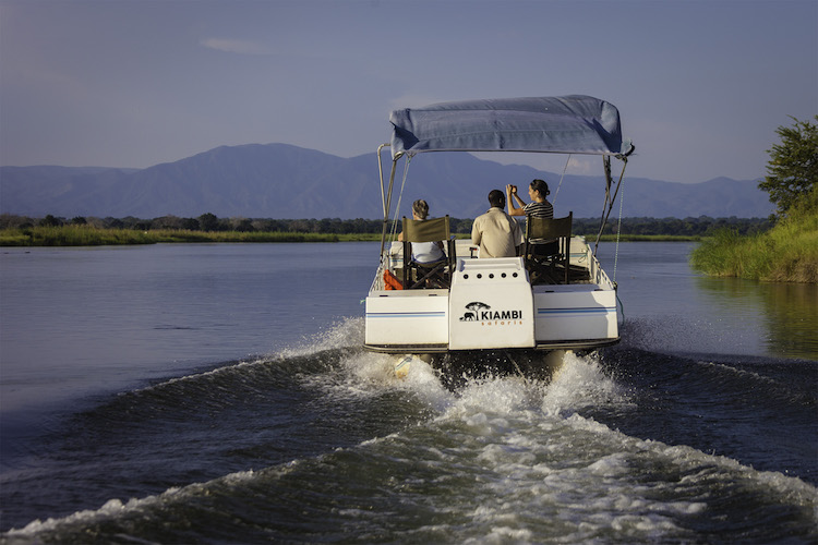 kiambi boat ride