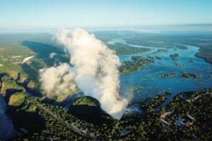 AVANI Victoria Falls Aerial View