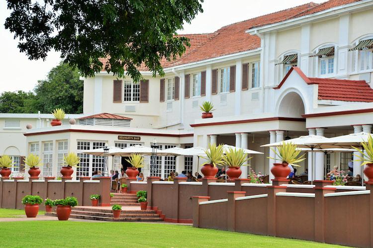 Victoria Falls Hotel,