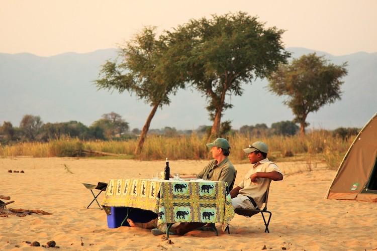 Kiambi, lower zambezi