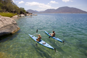 Mumbo Island kayaking