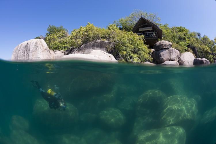 Mumbo diving