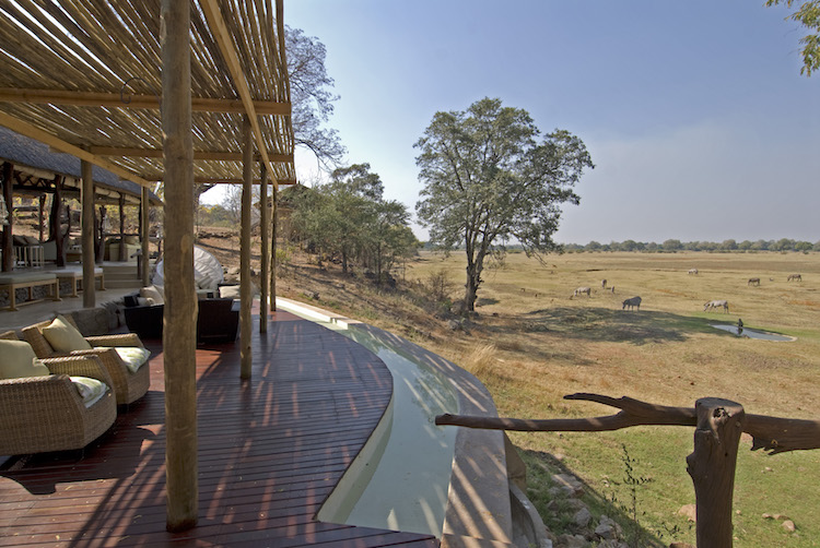 Africa; Zambia; South Luangwa National Park; Sanctuary Puku Ridge Camp