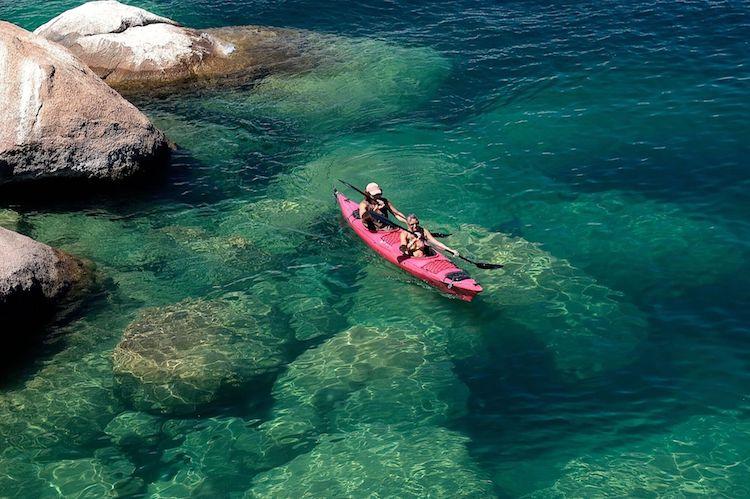 Kayak Mumbo Island