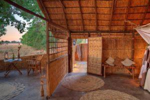 Bedroom at Luwi