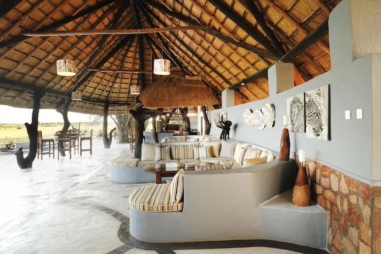 kafunta lounge area