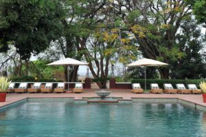 vic falls hotel swimming pool