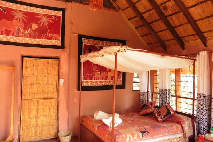 zikomo safari camp room