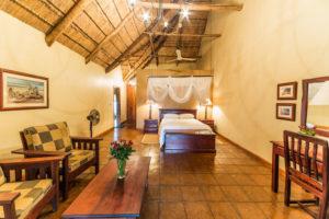 Bedroom, Kumbali Country Lodge