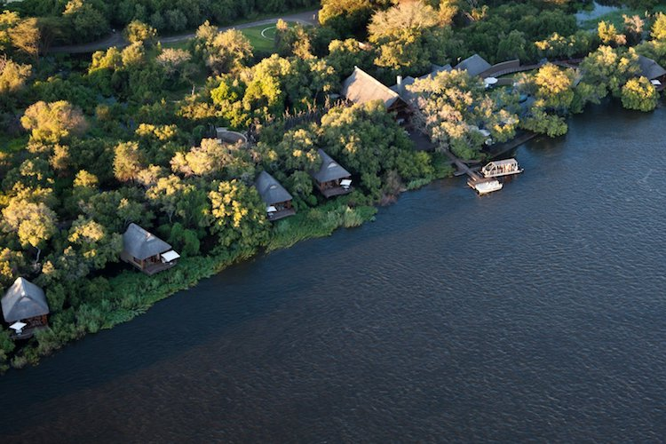 river lodge, The Royal Chundo
