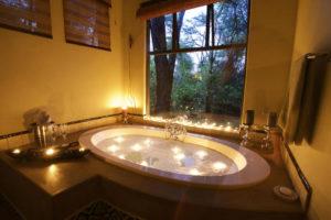 Bath at Camelthorn Lodge