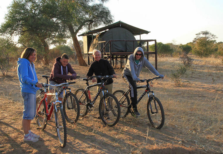 Jozibanini camp