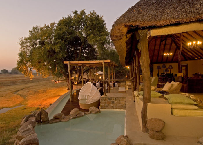 Puku Ridge Camp - Sanctuary Lodges, South Luangwa