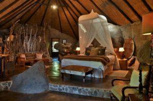Room at Amalinda Camp