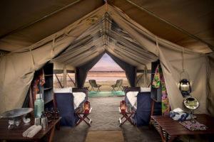 Zambezi Expeditions, Mana pools