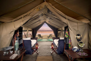 Zambezi Expeditions, Mana pools