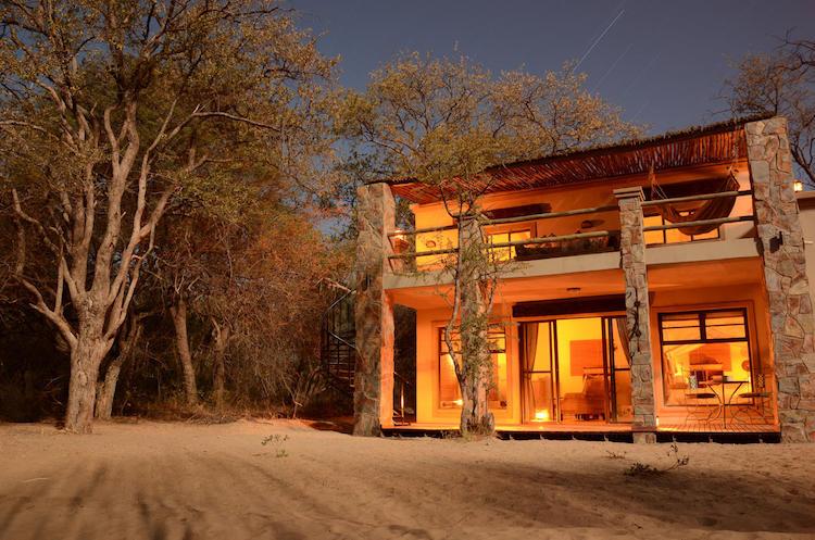 camelthorn lodge, hwange