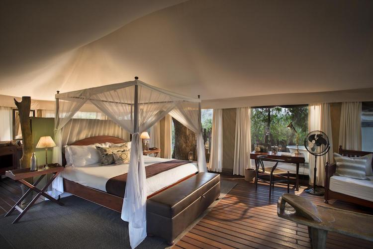 kanga safari tent
