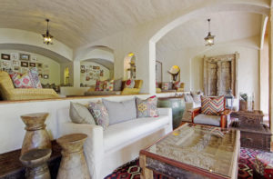 chobe game lodge, lounge