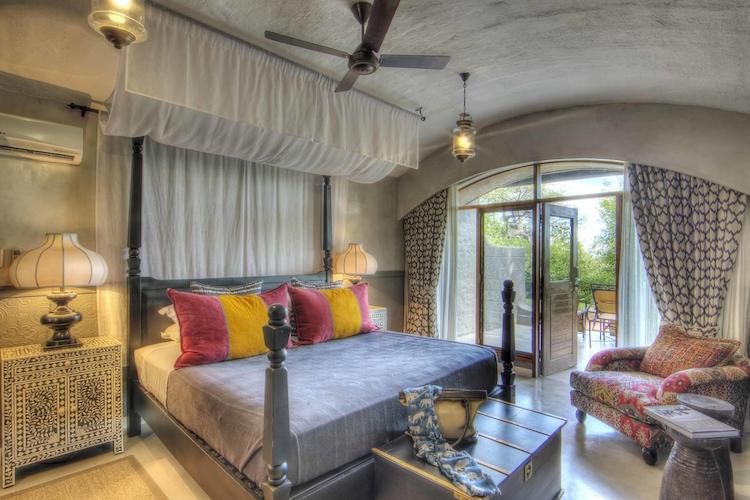 chobe game lodge, room