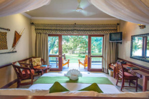 chobe safari lodge, room