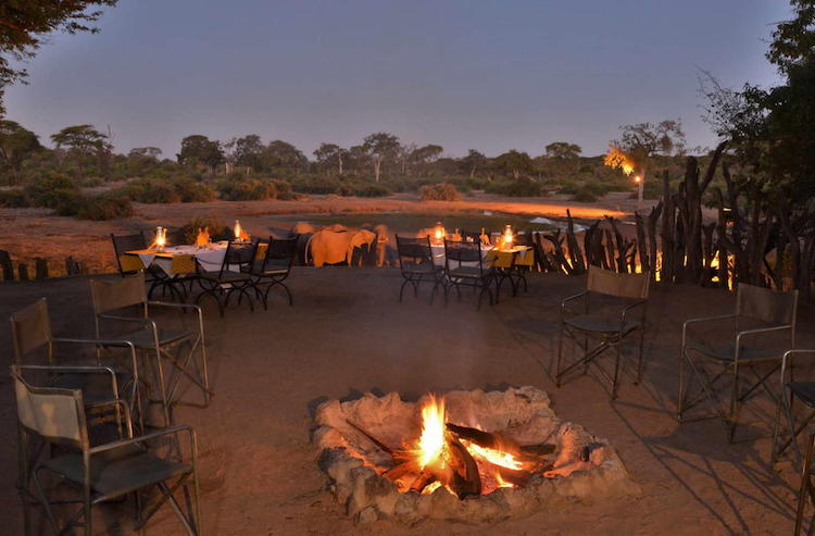 elephant valley, chobe