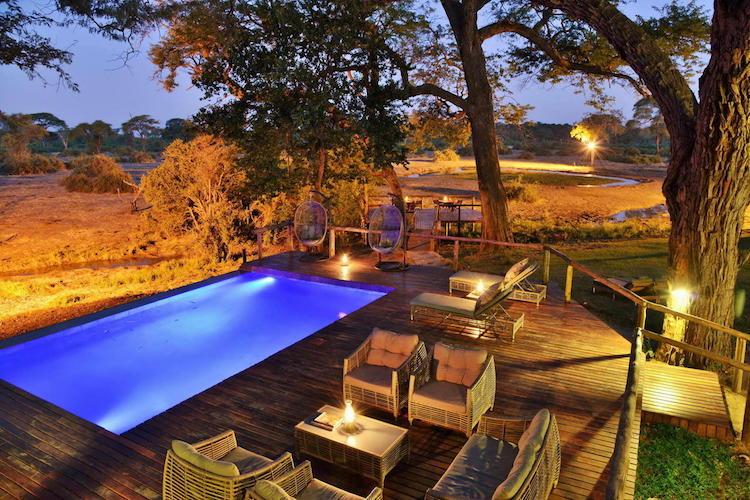 Elephant valley pool