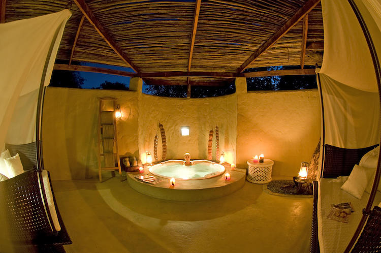 sanctuary chobe chilwero spa