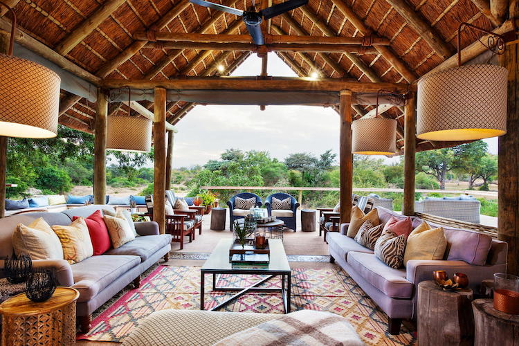 thornybush game lodge lounge