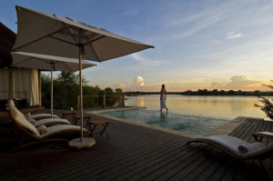 Africa; Zambia; Sanctuary Sussi and Chuma; Pool