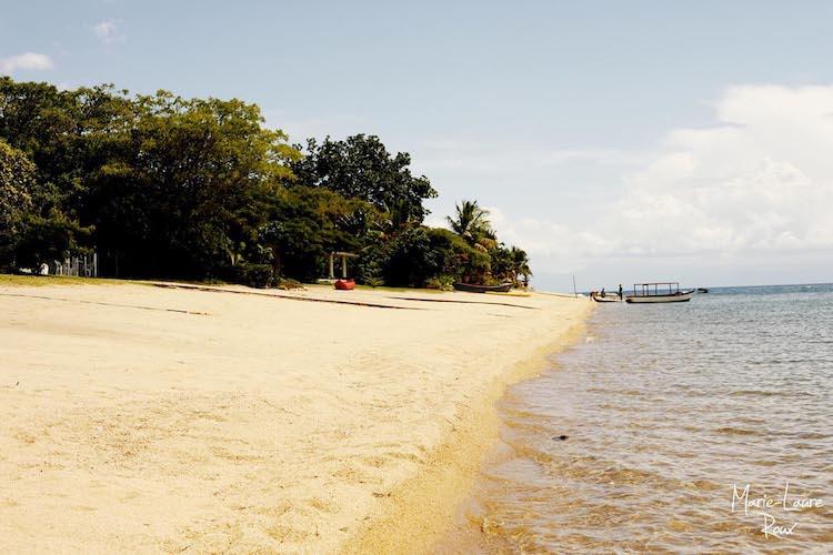 cape maclear beach