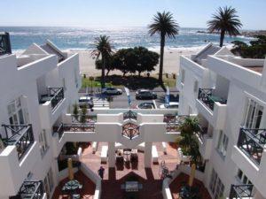 cape town beach view